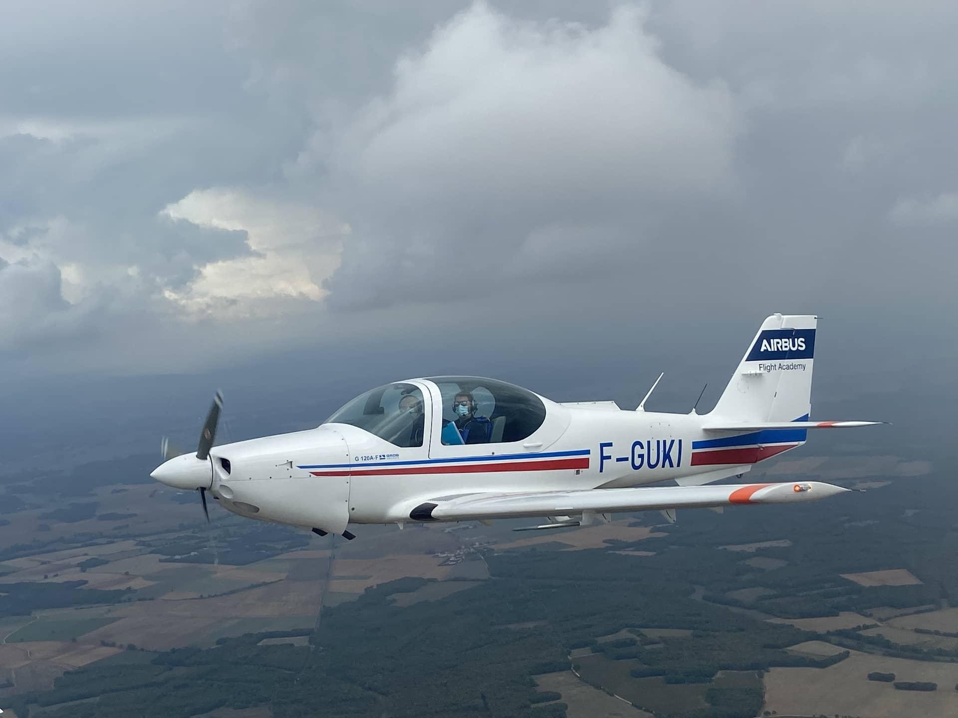 Formations modulaires de pilotage d'avion