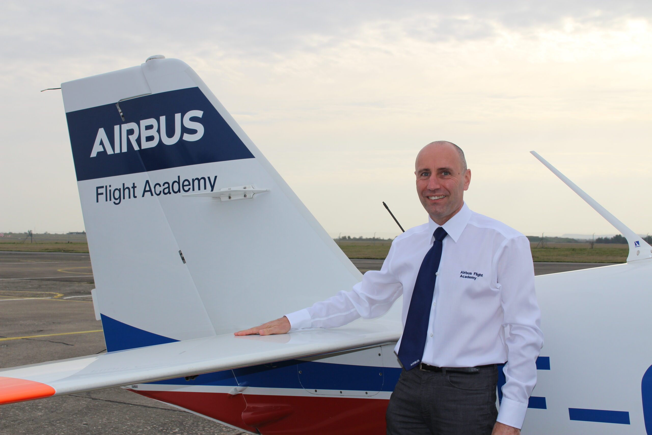 Frédéric Loyeau - Technical Director Airbus Flight Academy Europe